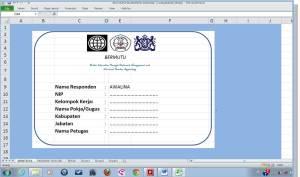Gambar 07. Input Identitas KKG MGMP Mandiri