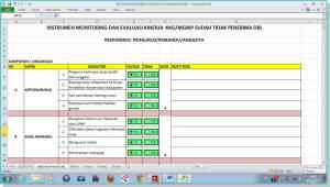 Gambar 08. Input Data KKG MGMP Mandiri