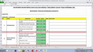 Gambar 09 Lembar Input Data